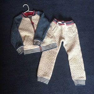 Matching set. Toddler boy 4T